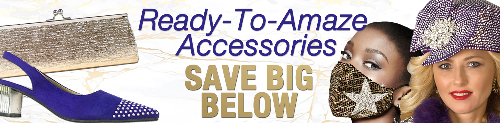 Accessories-Jewelry,Church Hats,Shoes